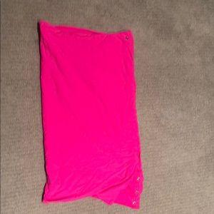 Fuchsia Lululemon scarf